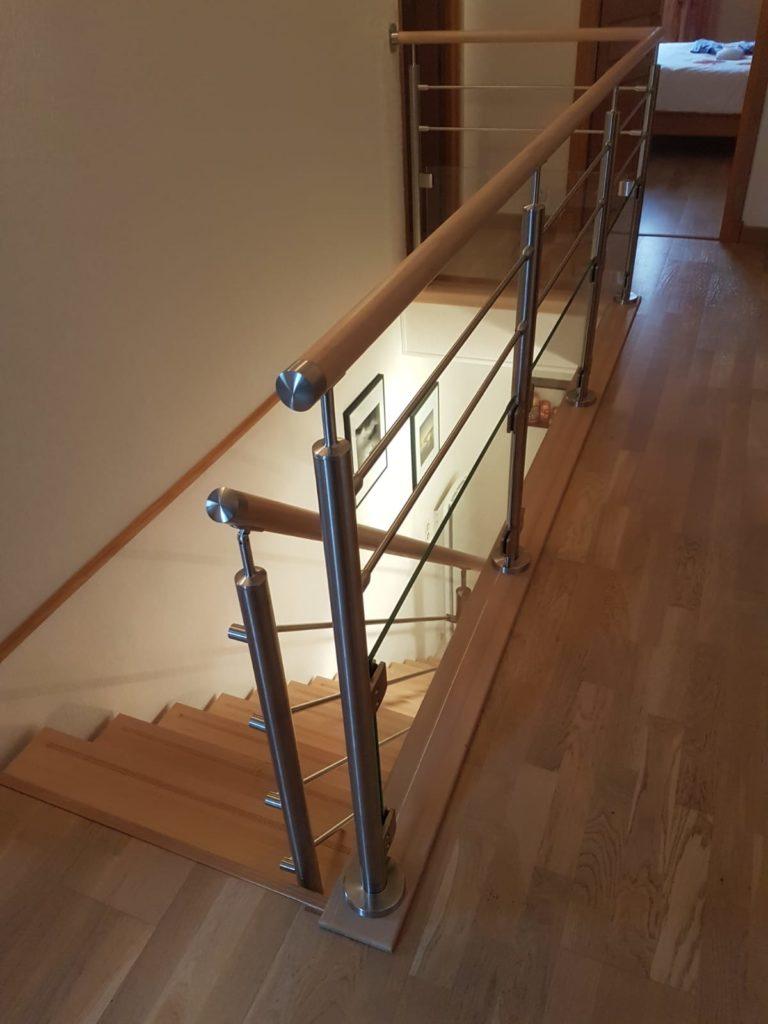 renovation escalier bois typique ancien region havre par habillage en normandie 14 cage escalier seine maritime